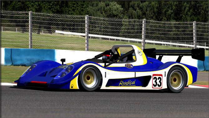 Radical SR8 V8 - iRacing com   iRacing com Motorsport Simulations