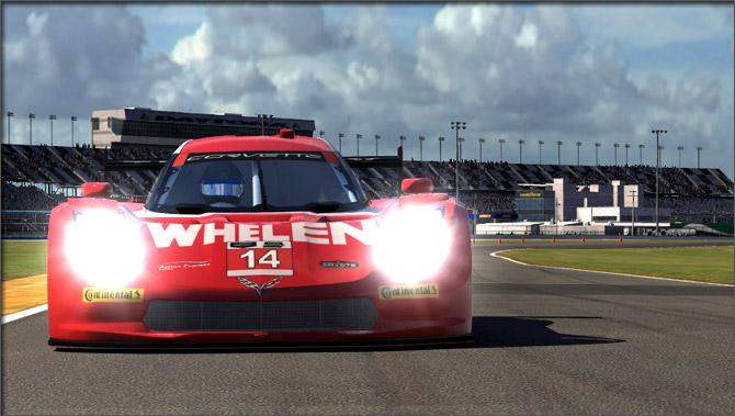 Online Racing Simulator Nascar Open Wheel Sportscars