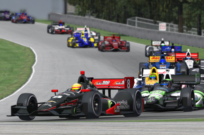 Karam topped the pro drives at Road America.