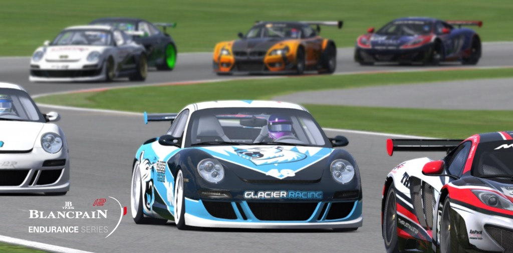 Glacier Racing was in dominant form at Silverstone.