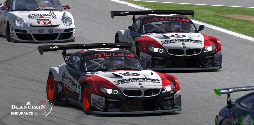 In the right hands, the BMW Z4 was quite competitive at Silverstone. Just ask Radicals Online.