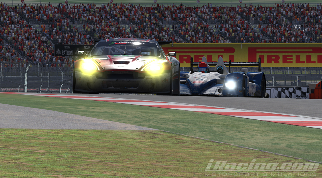 Mivano was in dominant form at COTA.