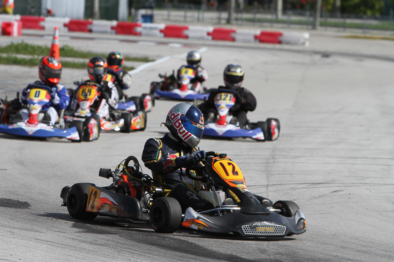 The Briggs & Stratton LO206 is a great place to start karting for all ages.
