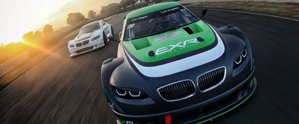 The EXR Racing Series is the newest arrive-and-drive series to take North America by storm.