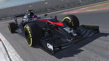 McLaren Honda MP4-30 in iRacing