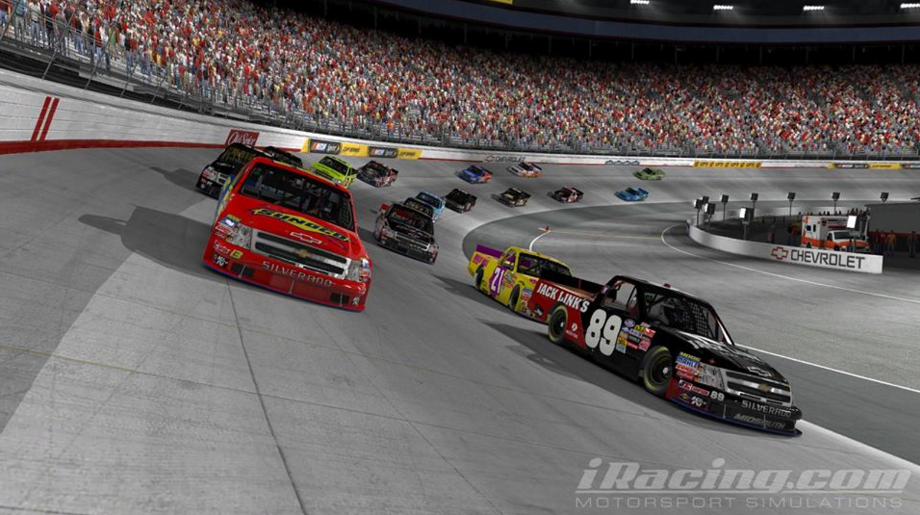 Thanks to iRacingLive, more and more people - and sponsors - are aware of the fierce competition and sportsmanship in the American Sim Racing Series.