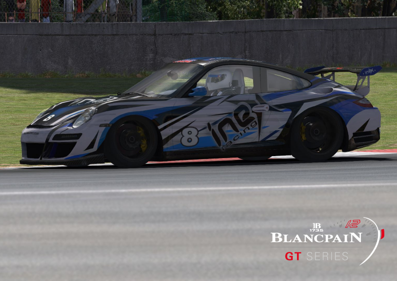 ineX Racing Blue had a dominating season which gives them momentum heading into the GT Series