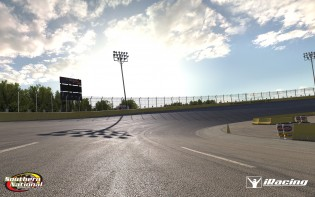 Southern National Motorsports Park in iRacing