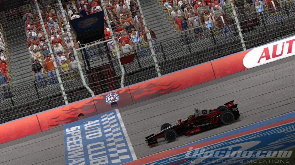 Michele de Jonge takes a season-high fourth win with a drive from 21st on the grid.