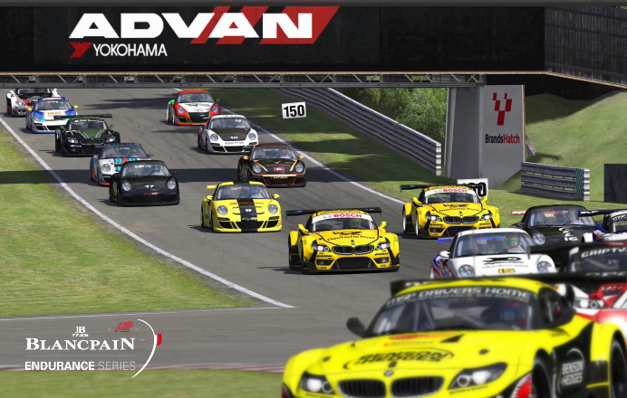 Despite the Daytona 24, the grids were full at the start of Round 6.