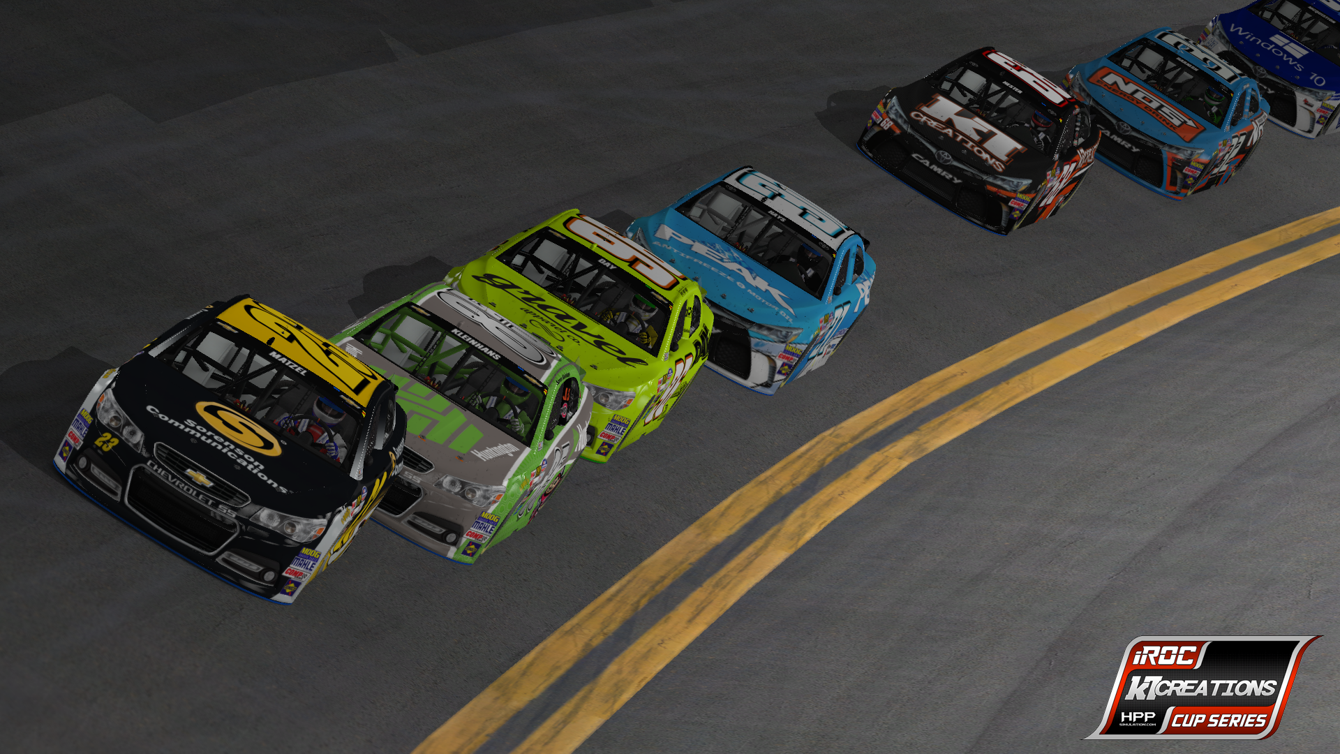 Last Car Loaded First to Victory Lane - iRacing.com | iRacing.com ...