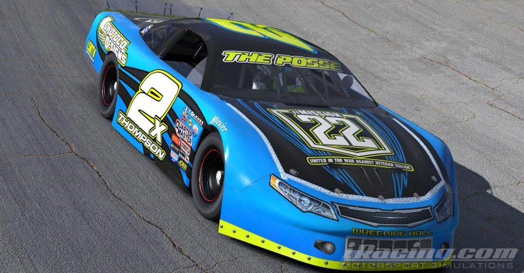 Cody Thompson iracing 2