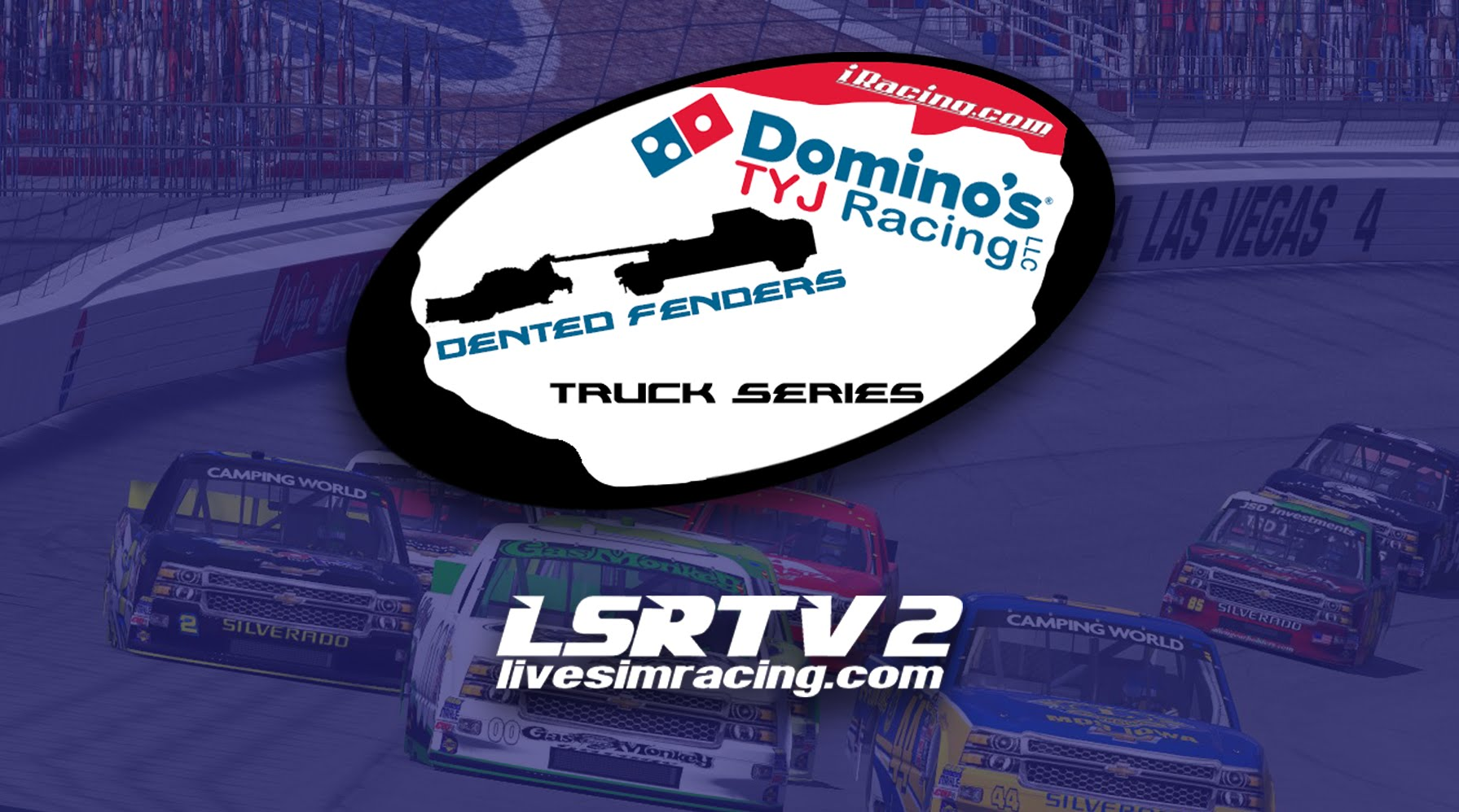 Domino's TYJ Dented Fenders Truck Series