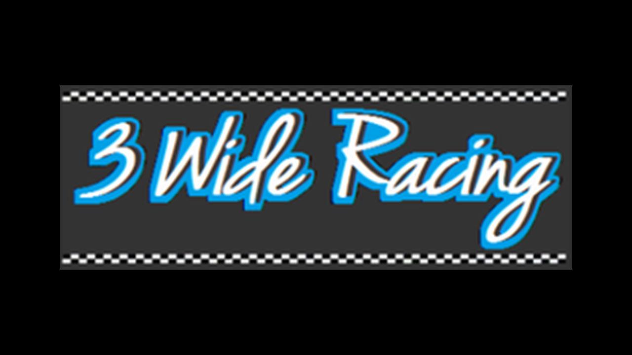 3 Wide Racing Gen 6 Series
