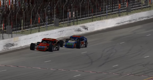 Matt Hoose narrowly edges Donny Moore at the line to take the points championship.
