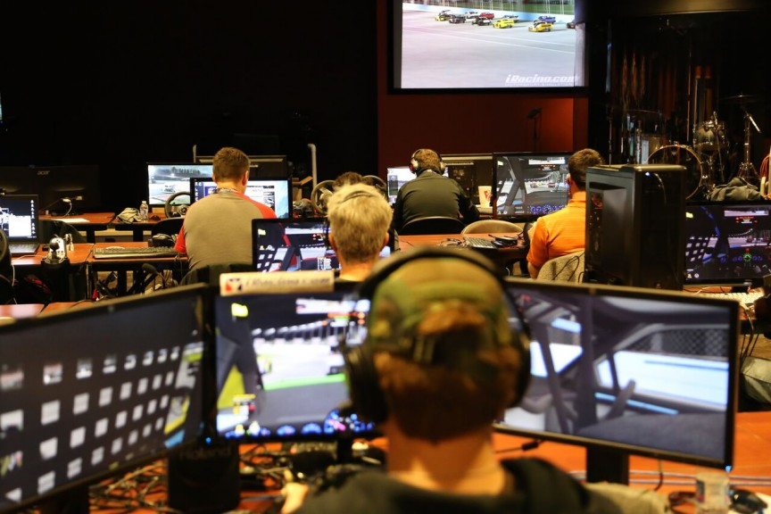 The iRace4Life Seminar features tournament racing, great prizes and will be streamed live by Inside Sim Racing.