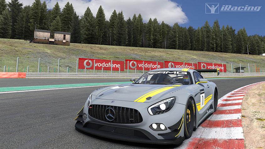 Mercedes-AMG GT3 - iRacing com | iRacing com Motorsport