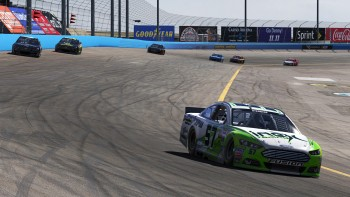 PJ Stergios took home his first ever win in the NASCAR PEAK Antifreeze Series at Phoenix