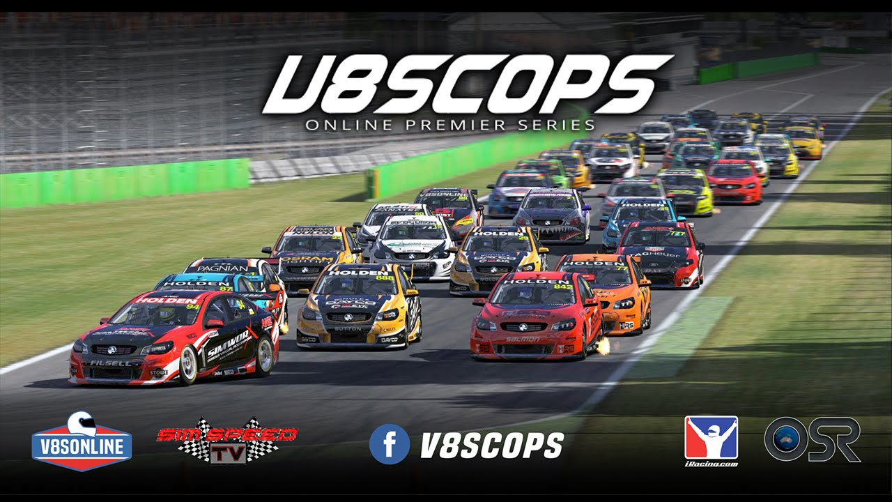 V8 Supercar Online Premier Series