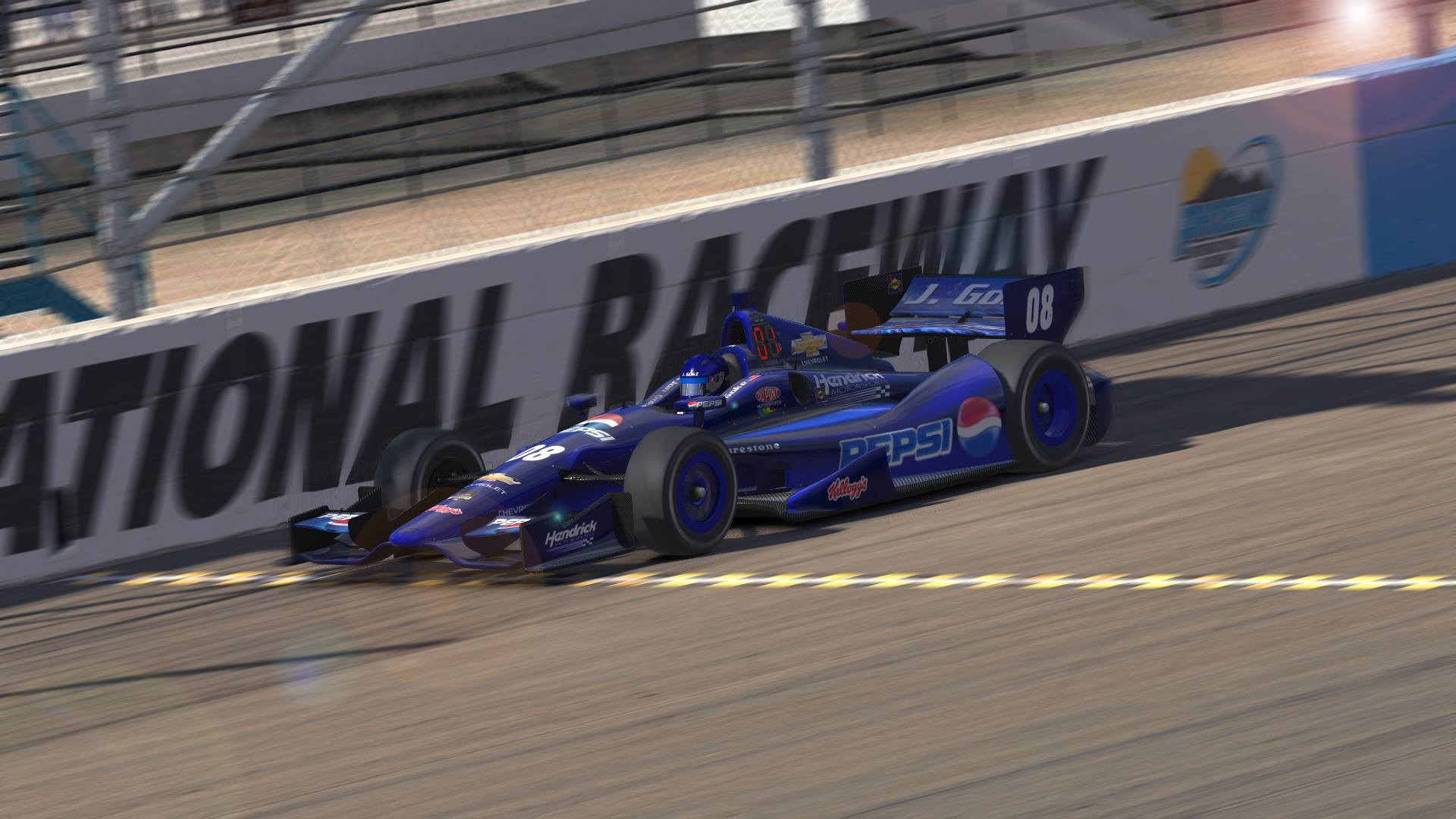 Goke Returns to Victory Lane - iRacing.com | iRacing.com ...