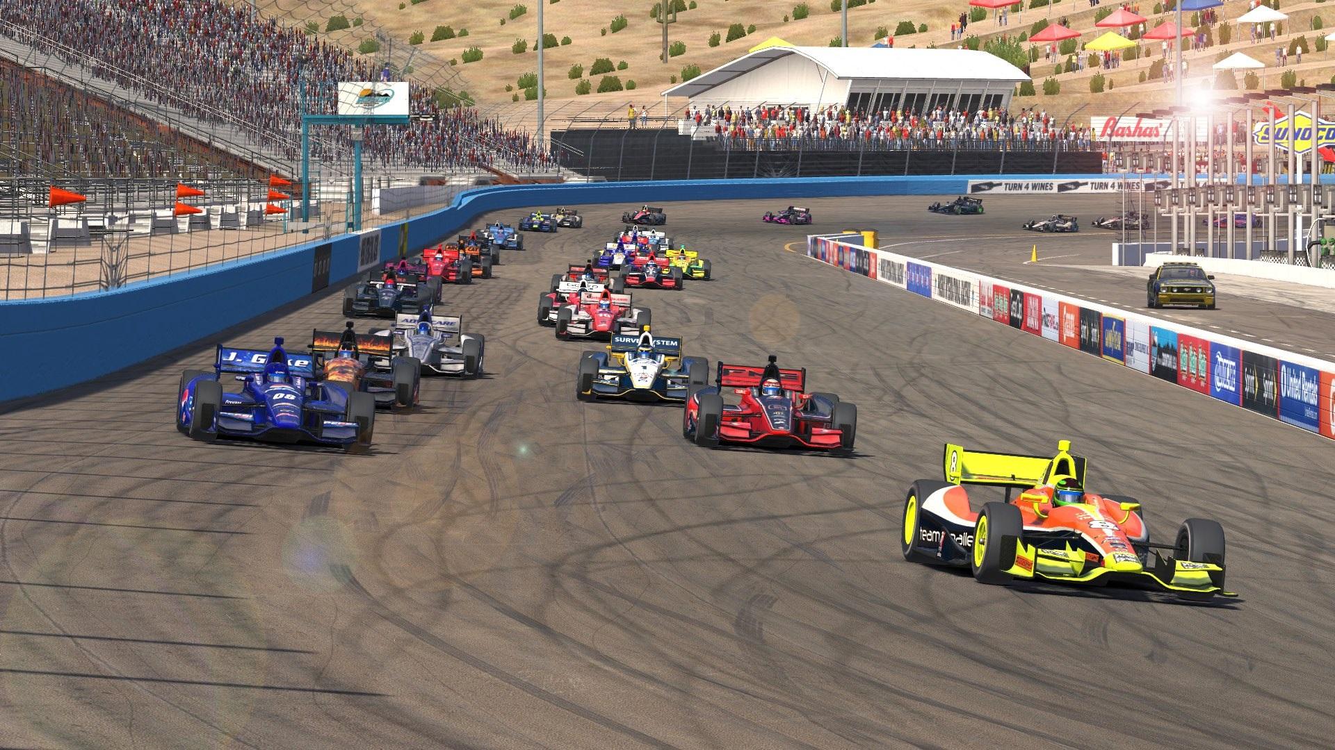 Goke Returns to Victory Lane - iRacing.com | iRacing.com Motorsport ...