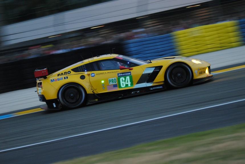 Jordan Taylor Le Mans 2015