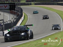 Few cars were left without blemish at Round Four of the Blancpain GT Series.