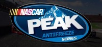NASCAR PEAK Antifreeze logo