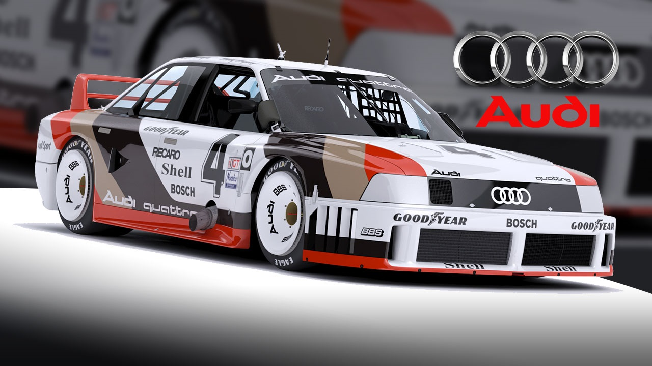 Audi GTO Poised To Repeat History On IRacing IRacingcom - Audi all series