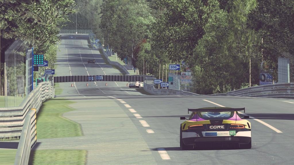 CORE Motorsports make their NEO debut.