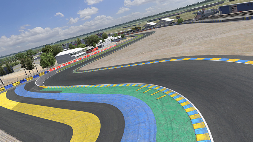 circuit des 24 heures du mans. Black Bedroom Furniture Sets. Home Design Ideas