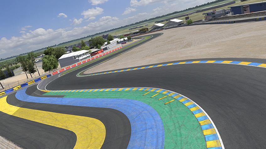 circuit des 24 heures du mans motorsport simulations. Black Bedroom Furniture Sets. Home Design Ideas