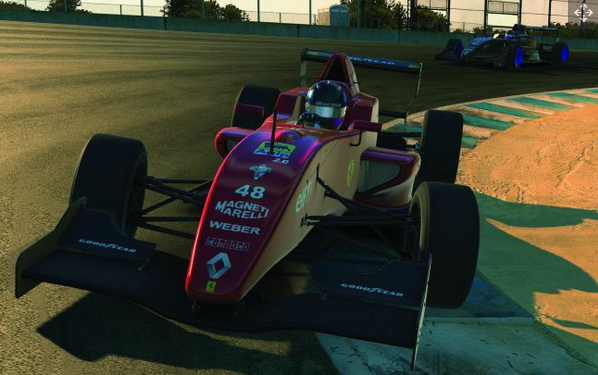 Battling a Former F1 Driver in iRacing - iRacing com