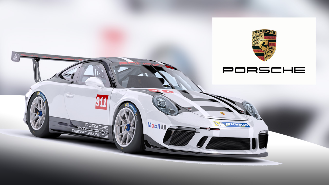 Iracing Porsche 911 Gt3 Cup Now Available Iracing Com Iracing Com Motorsport Simulations