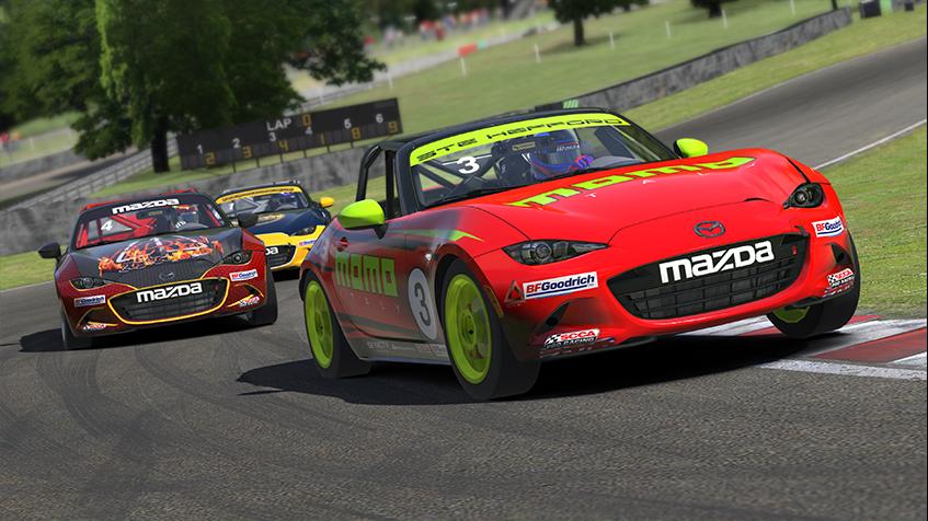 Advanced Mazda Cup IRacingcom IRacingcom Motorsport Simulations - Mazda racing series
