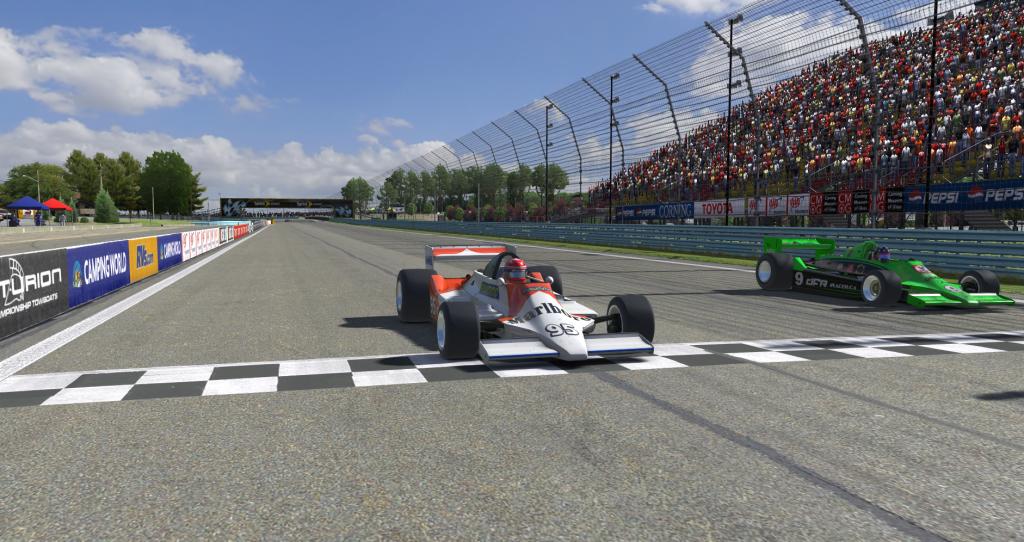 sim racing