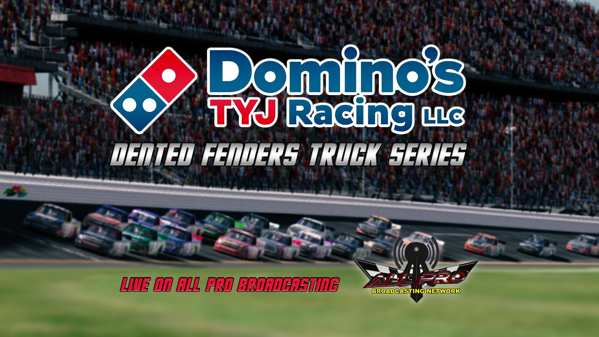 Domino's TYJ Dented Fenders Truck Series