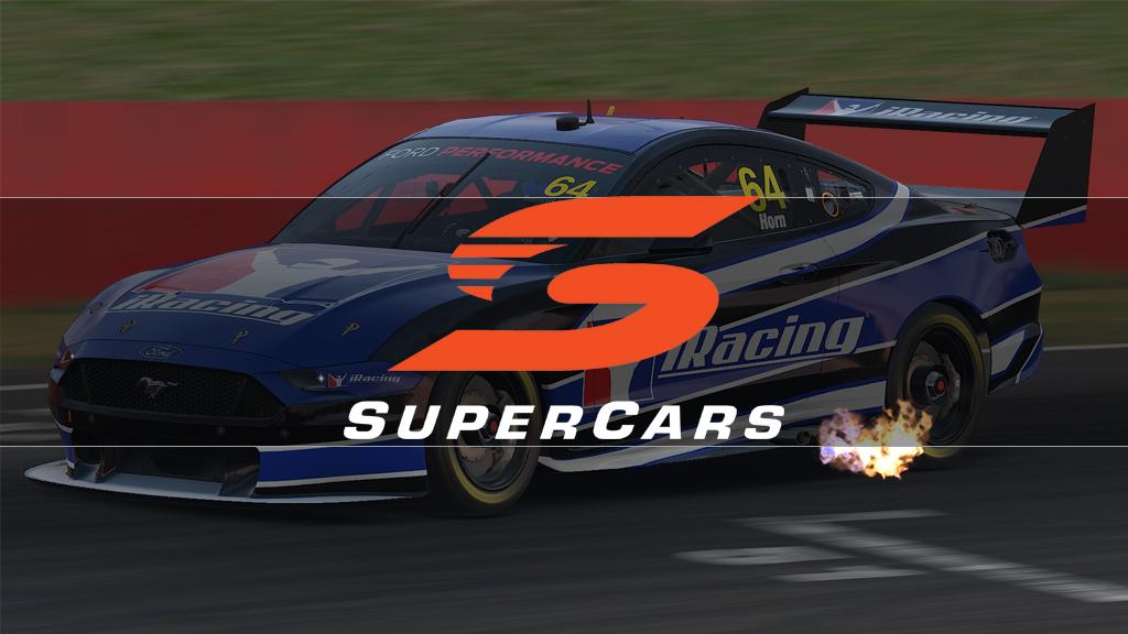 Iracing Supercars Series Iracing Com Iracing Com Motorsport Simulations