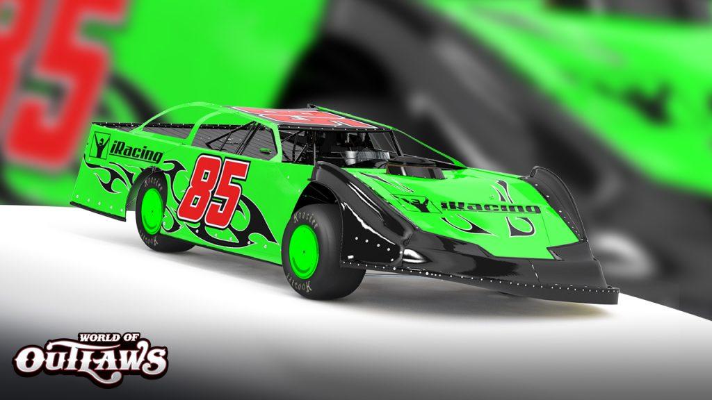 World of Outlaws 410 Sprint Car - iRacing com   iRacing com