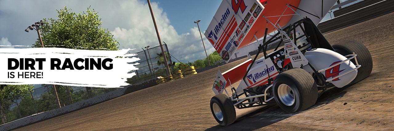 Late Model Dirt Car Racing Games