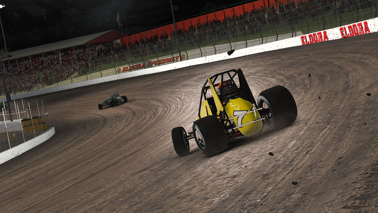 Usac 360 Sprint Car Iracing Com Iracing Com Motorsport