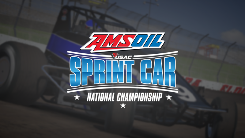 AMSOIL USAC Sprint Car