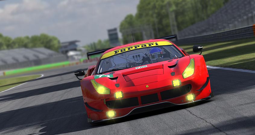 Ferrari 488 GTE - iRacing.com   iRacing.com Motorsport Simulations