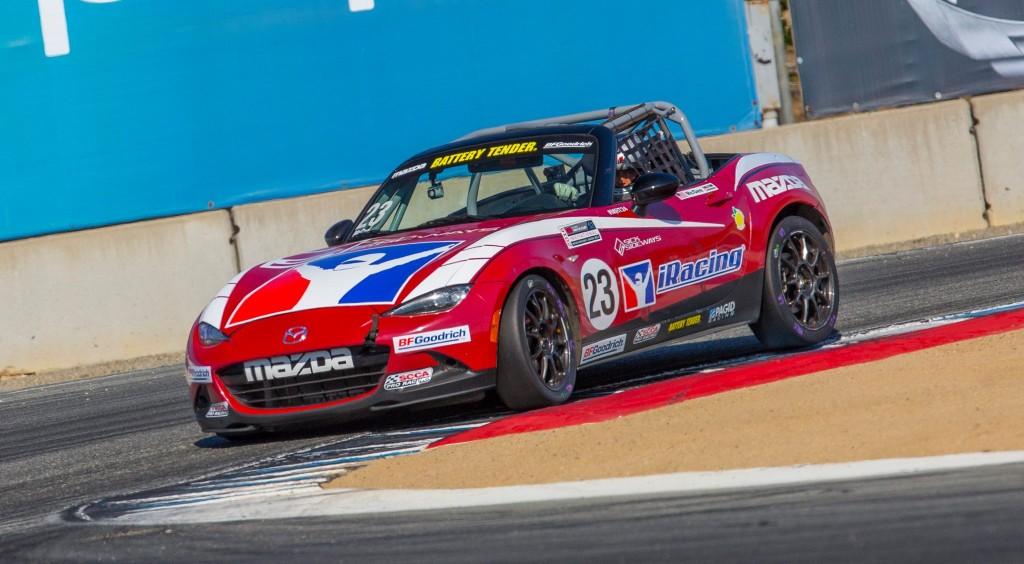 iRacing Sim-Driver turned Mazda Pro-Driver Racing for $75k ...