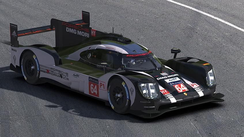 Porsche 919 Lmp1 Iracing Com Iracing Com Motorsport Simulations