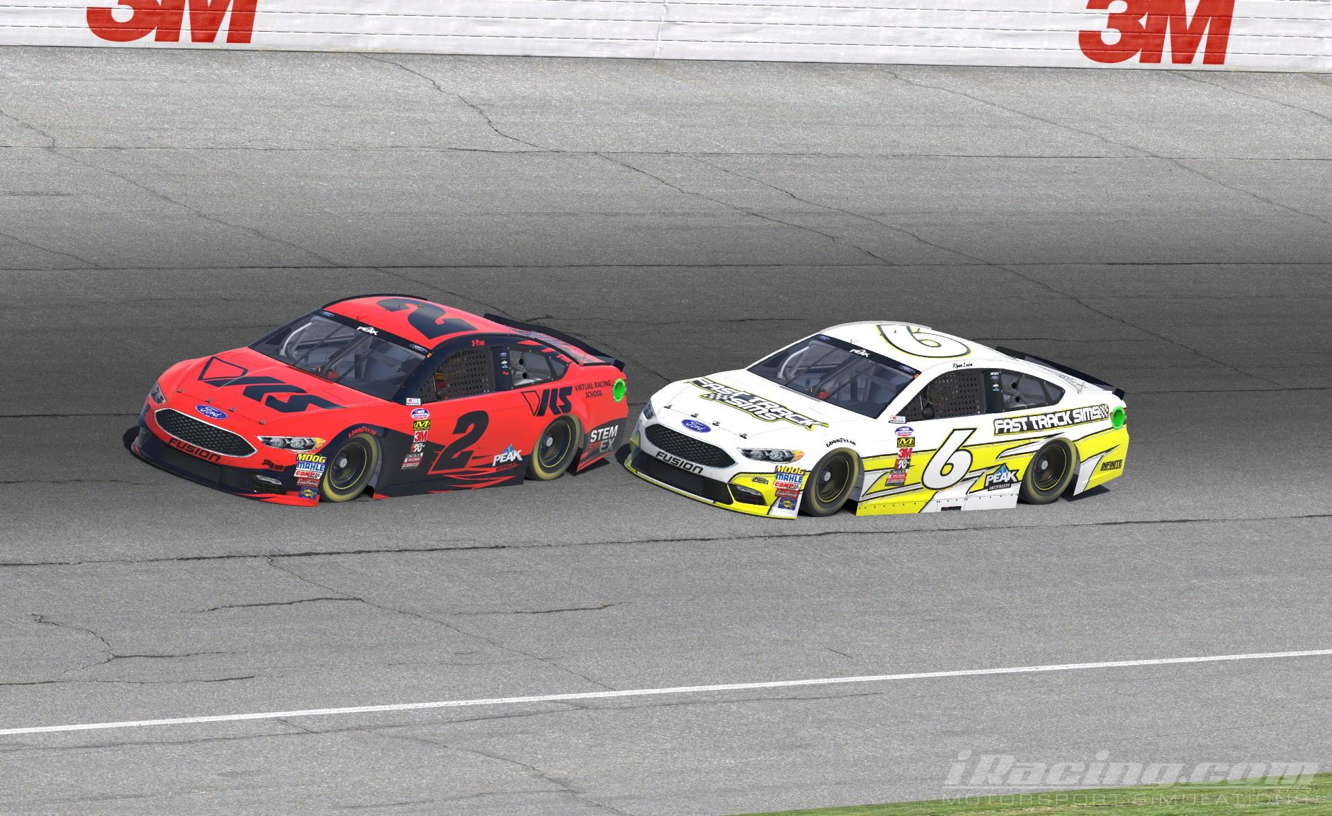 Michigan (2) - iRacing com | iRacing com Motorsport Simulations