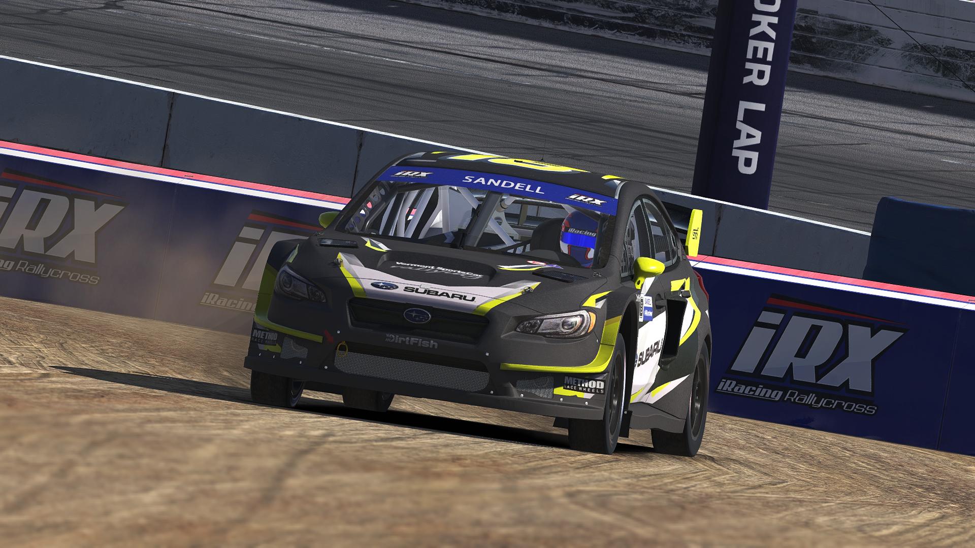 Subaru WRX STI - iRacing com | iRacing com Motorsport
