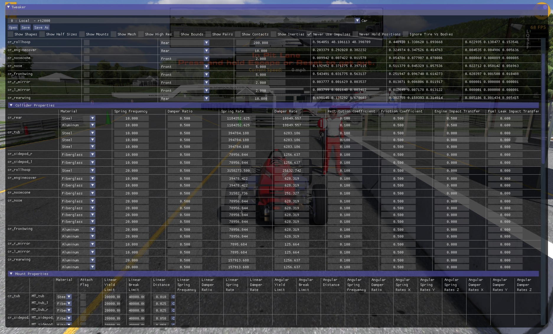 The Road To New Damage - iRacing com | iRacing com