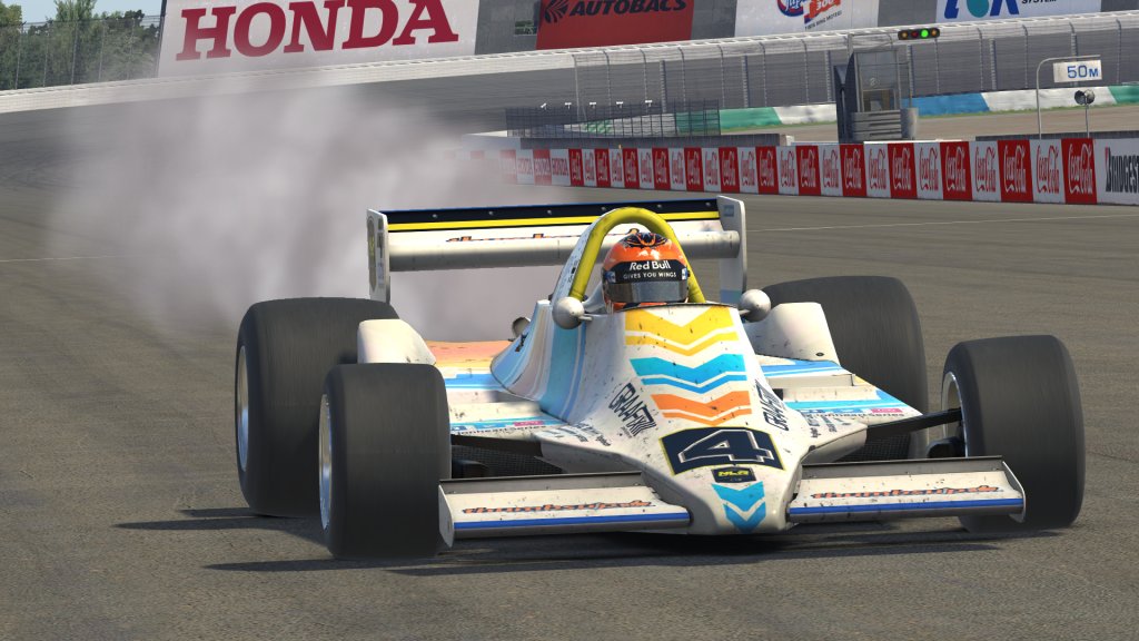 Lionheart Retro Series: Hassert Ends Drought, Wins at Motegi