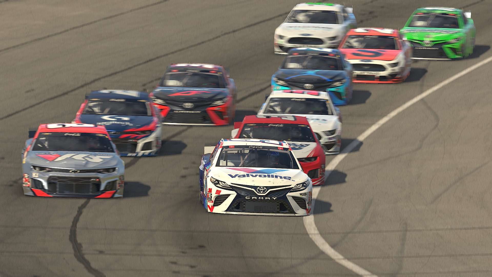 iRacing 2021 eNASCAR: 20 teams to battle for 0,000